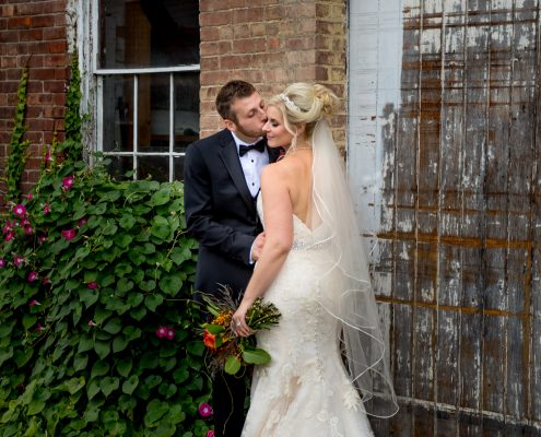 Hudson Valley wedding - Diamond Mills Hotel