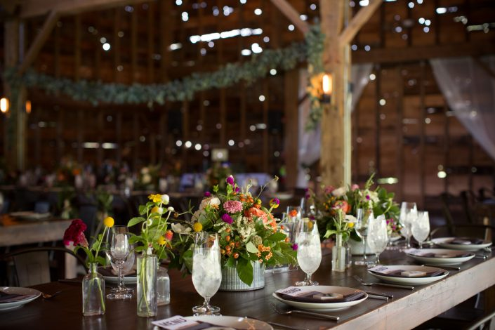 barn wedding - handsome hollow wedding