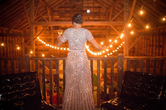 bridesmaid dress - handsome hollow- barn wedding venues