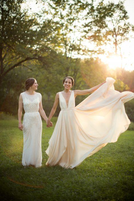 handsome hollow barn wedding