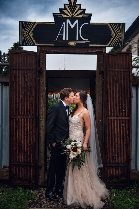bride and groom - hudson ny wedding