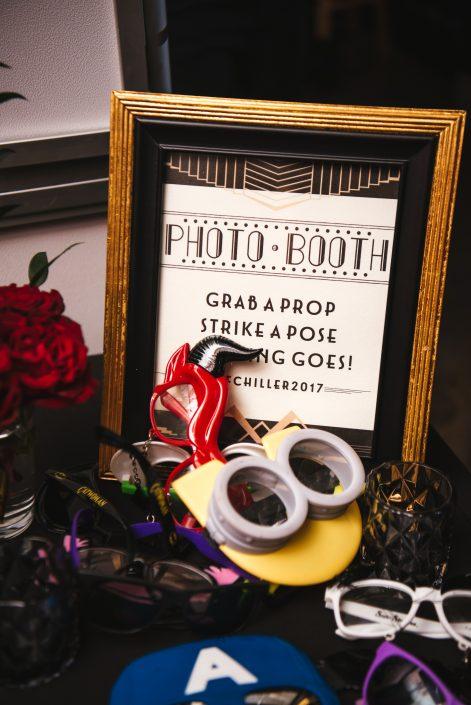 photo booth - hudson ny wedding