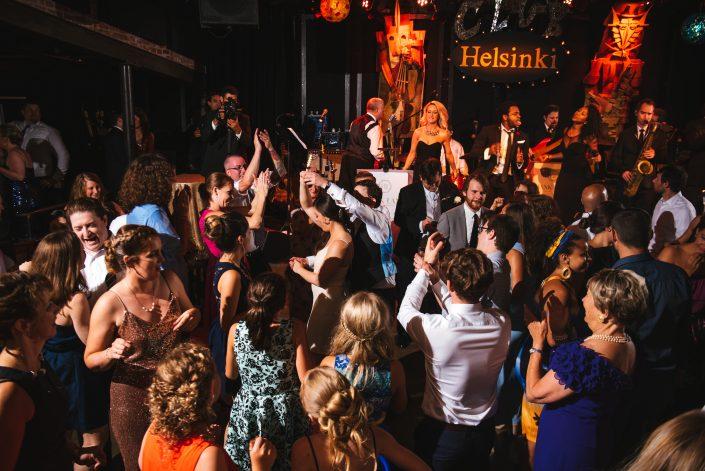 club helsinki wedding - hudson ny