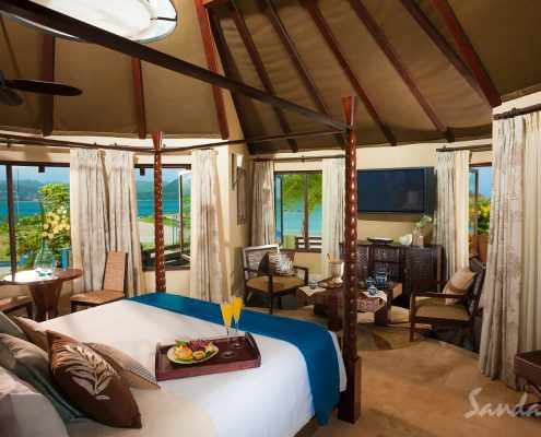 sandals st lucia room