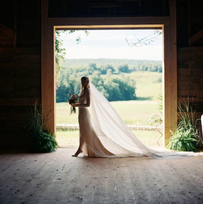 Olivia Kane - Hayfield Catskills wedding