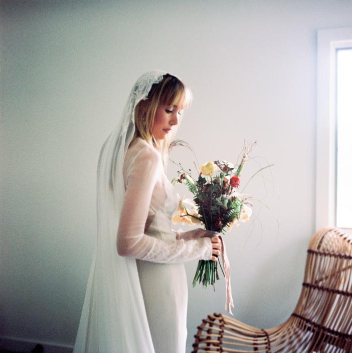 Olivia flemming - wedding day