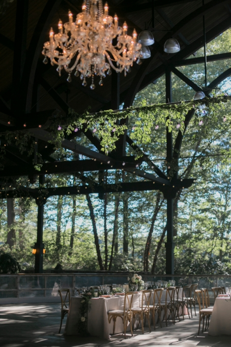reception at Mohonk
