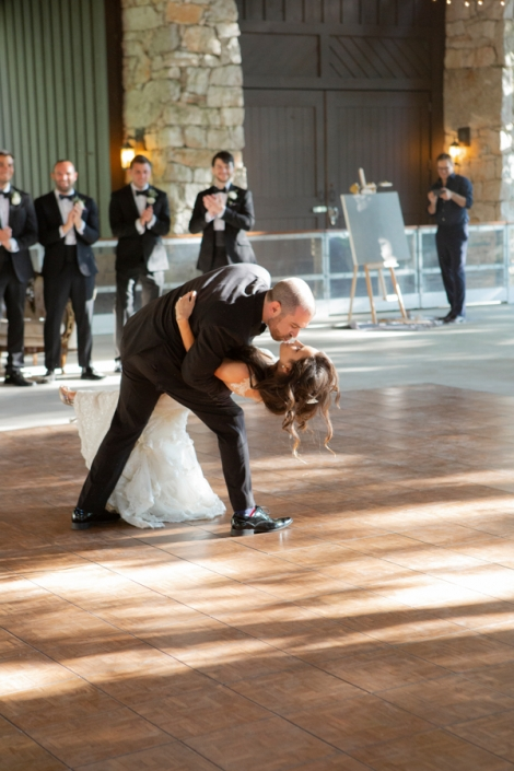 first dance at mohonk