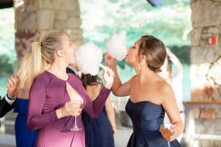 fluff and fluff wedding at mohonk