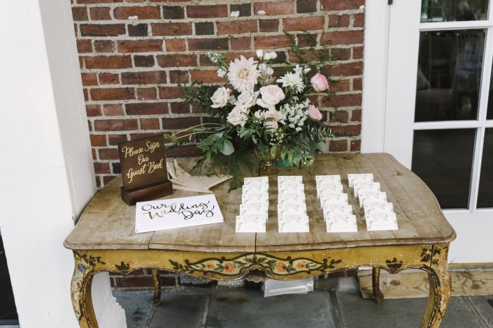 escort cards by minted - garrison ny