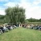 wedding ceremony at Nostrano Vineyards