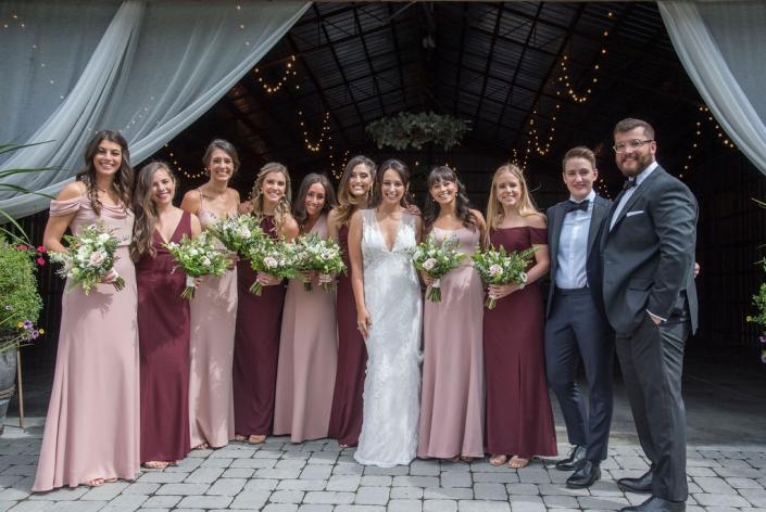 bridesmaids - nostrano