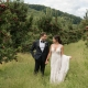vineyard wedding at Nostrano Vineyards