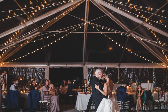 clear top wedding tent - scribner's lodge