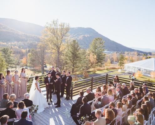 fall ceremony - scribner's lodge