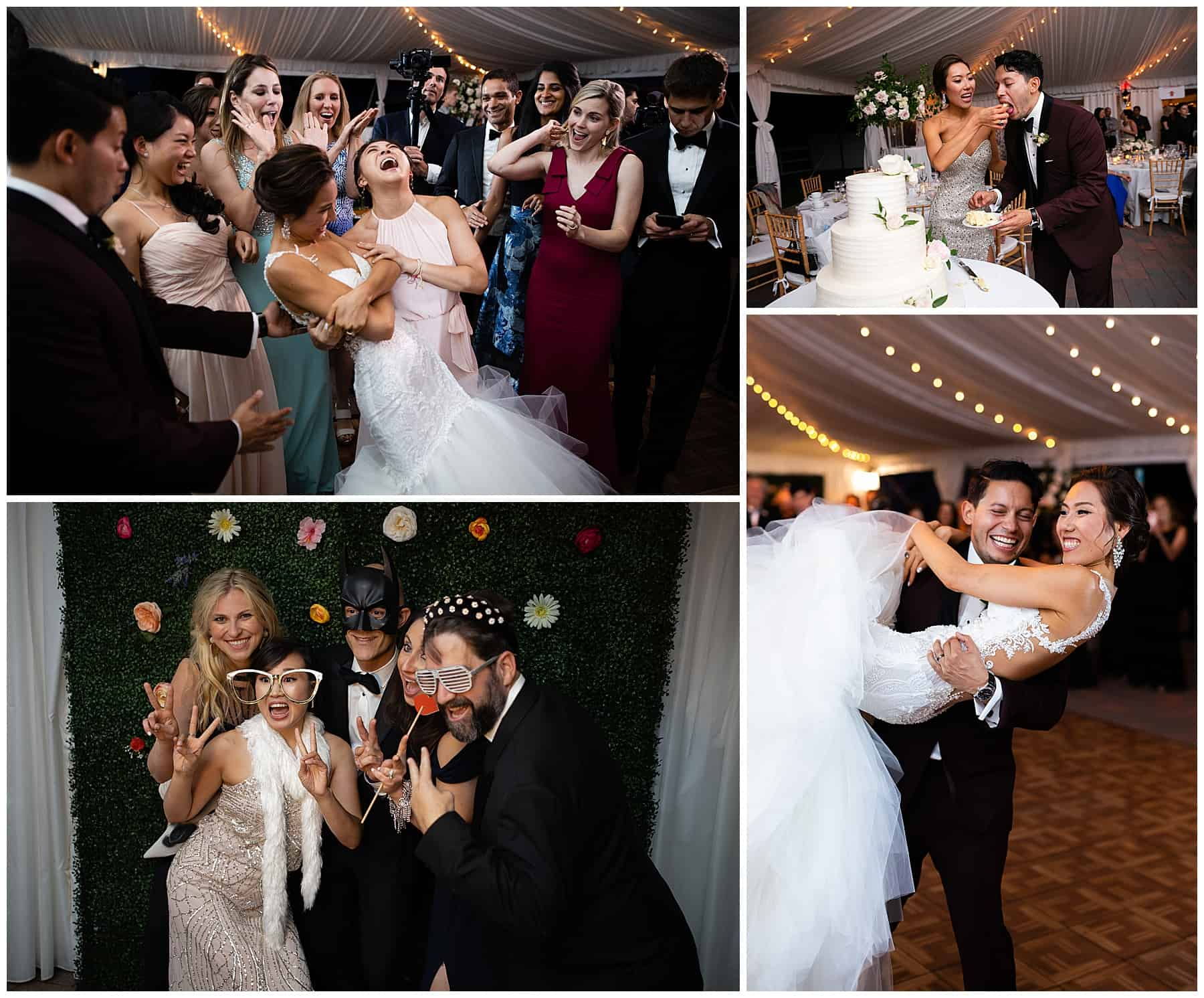 Wedding at Monteverde at Oldstone