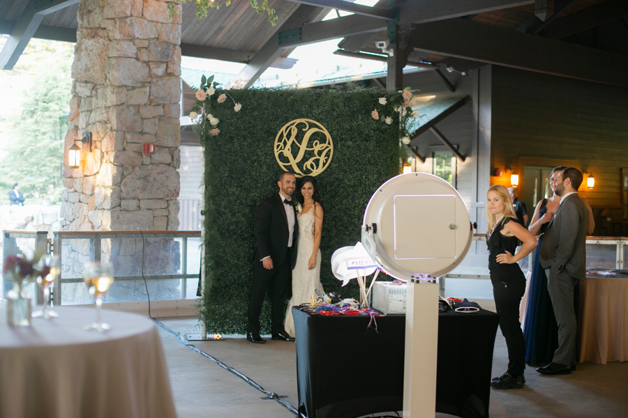 photo booth - pandemic wedding planning