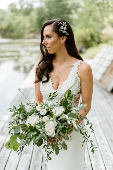 bride at arrow park