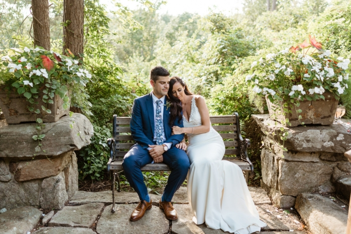 wedding at arrow park