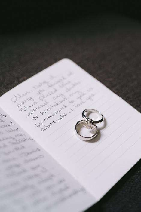 Rings and Vows at Helsinki Hudson NY