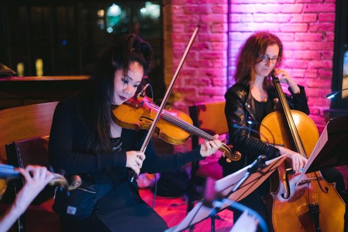 Musicians at Helsinki Hudson NY