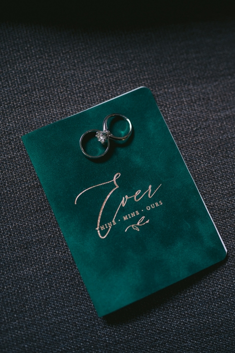 Green vow book at Helsinki Hudson NY