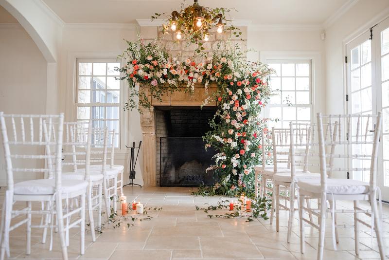 Lundy Farm Wedding Ceremony in Hudson Valley