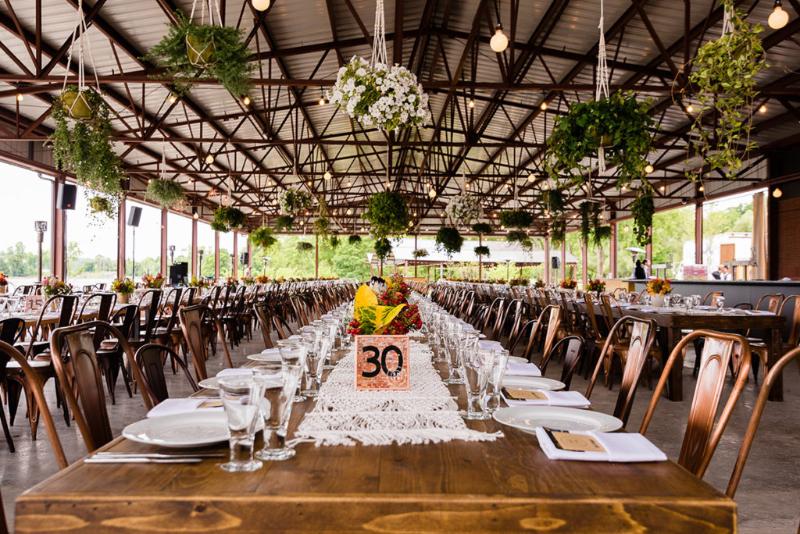 Hutton Brickyard Wedding Venue in Hudson Valley