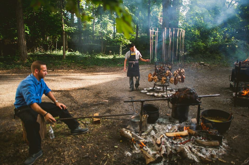 Open Fire Catering in Upstate New York