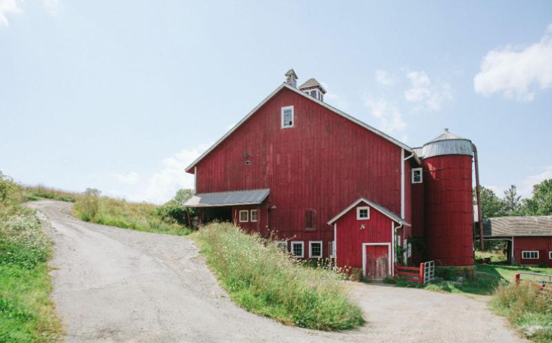 Glynwood Barn in Hudson Valley
