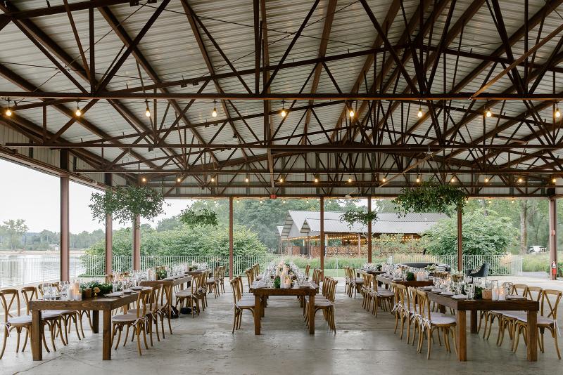 Hutton Brickyards Wedding Reception