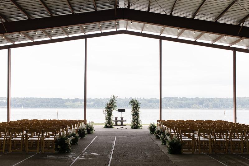 Hutton Brickyards Wedding Ceremony